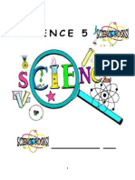 Science 5 Workbook