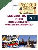 Curso de Ruso Hosteleria - Comercial