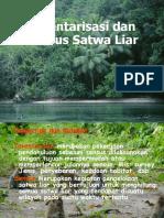 Inventarisasi Dan Sensus Satwa Liar