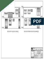 Plano Arquitectura Model