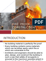 Fire  proof construction.pptx