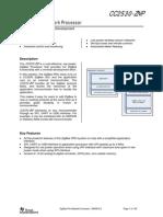 CC2530ZNP Interface Specification