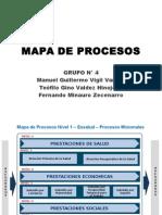 Mapa de Procesos ESSALUD NIVEL 1