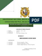 Informe N°7 - Laboratorio de Quimica General II