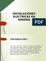 Instalaciones Elect en Mineria