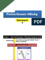 Pemeriksaan HBsAg PPT.pptx
