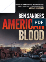 American Blood by Ben Sanders