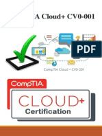 Pass4Sure CompTIA Cloud+ CV0-001 VCE Exam