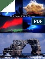 Aire Fuego Viento y Tierra