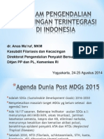 Jateng-Pengendalian KECACINGAN Terintegrasi Di Indonesia AGUST 24 2014