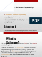 Demo - Intro to Software Engineering
