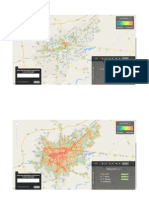 Mapa IntensiMapa Intensidad de Señal 2G, 3G, 4Gdad de Señal 2G, 3G, 4G
