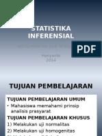 STATISTIKA INFERENSIAL-1