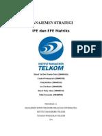 68297584 IFE Dan EFE Matriks