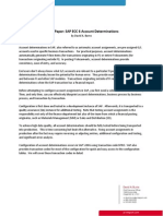 SAP FI-CO-SD-MM Integration