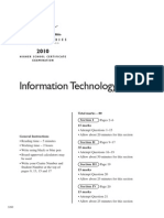 Hsc Exam Information Technology