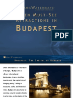 Seven Must-See Attractions in Budapest