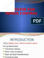 Biofilter for Odour Control