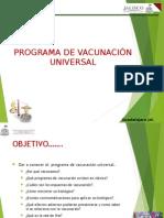 Programa de Vacunación en México