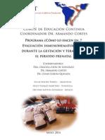 Como Lo Hacen _Evaluación Inmunohematológica Durante La Gestación y Terapia en El Periodo Prenatal