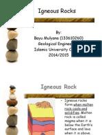 igneous rocks.ppt