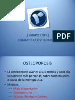 Grupo Reifs|Combatir La Osteoporosis