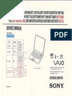 Adi Laptop Sony Vaio Pcg-grt Series Sm