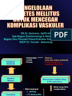 DM Komplikasi Vaskuler