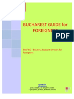Bucharest Guide for Foreigners