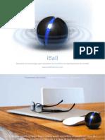 Presentación tecnología reproductor iBall.