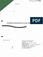 Handboek Debietmeten Open Waterlopen