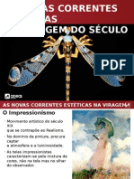 HistóriaA11NovasCorrentesArtísticas Na ViragemdoSéculo