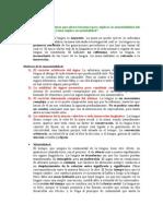 Semiología de Saussure