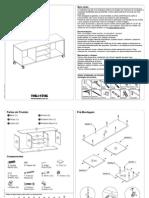 manual de instruções rack célula tokstok