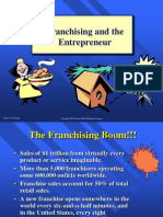 Chap04 Franchising and the Entrepreneur