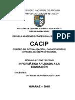 Cacip Modulo 3