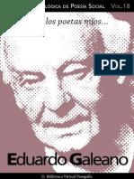 Cuaderno de Poesia Critica n 18 Eduardo Galeano