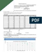 Medidas de Correlación
