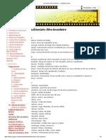 Dicionário Afro-brasileiroo