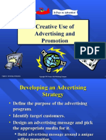 Chap11 Creative Use of Advertising and Promotion