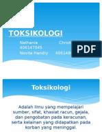 Toksikologi 1
