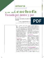Publicacion la alcachofa