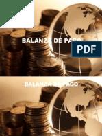 Balanza de Pagos