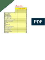01 - Formatação de Planilhas Excel