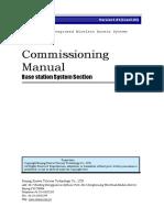 SWAN1800V BS Commissioning Manual V1.01