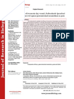Comparative efficacy of ivermectin (inj. vermic), fenbendazole (peraclear) and albendazole (almex-vet) against gastrointestinal nematodiasis in goats