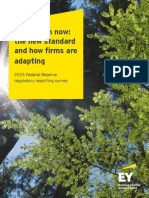 EY 2015 Federal Reserve Regulatory Reporting Survey
