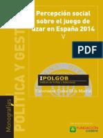 PercepcionMercadoJuego2014Codere