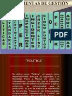 Clase 5 Herramientas de Gestión de Seguridad Políticas (1)