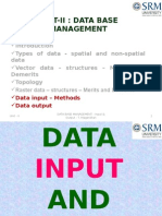 5. Unit-II Data Input & Output